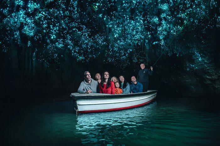 Waitomo Glowworm Caves