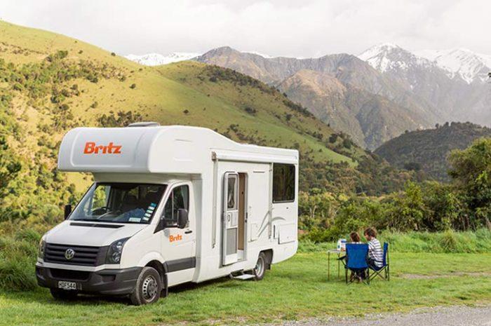 Britz 4 Berth Explorer