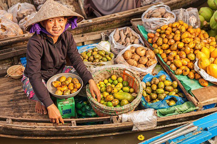 Floating Market Bangkok Day Tour