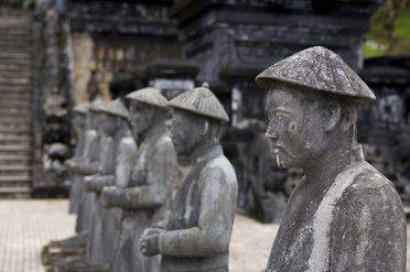 Khai Dinh Emperors Mausoleum, Hue
