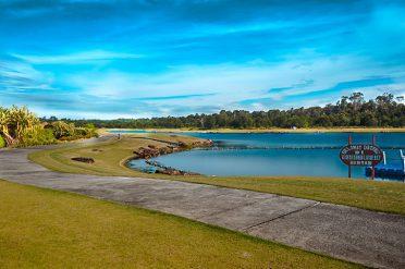 Lagoi Lake