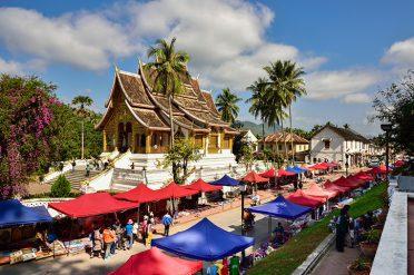 Markets, Luang Prabang