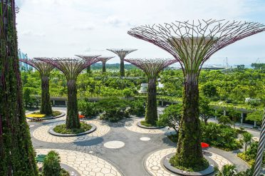 Marina-Bay, Singapore