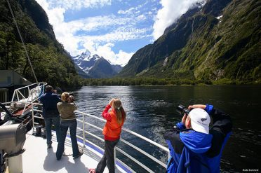 Milford Sounds Boat