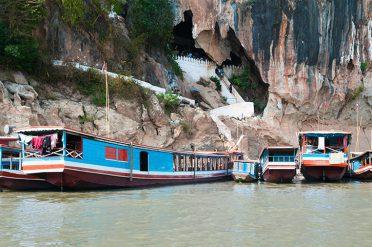 Pak Ou Caves, Laos
