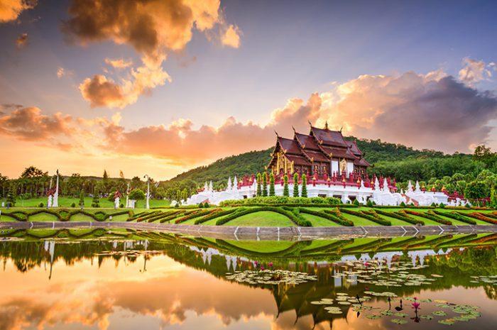 Royal Flora Park, Chiang Mai