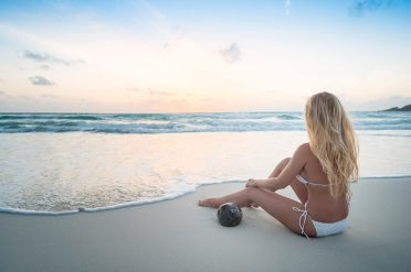 Sunrise on Haad Rin Beach