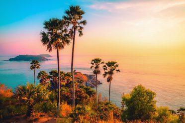 Phromthep Cape, Phuket, Thailand