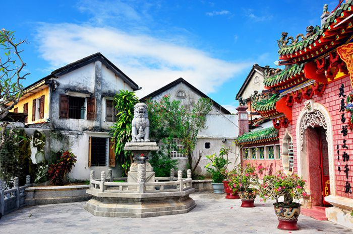 Phuc Kien Assembly Hall, Hoi An