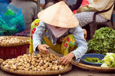 Market, Saigon