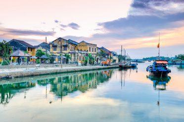 Thu Bon River, Hoi An
