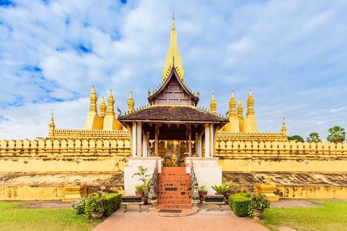 Wat Thap, Vientiane
