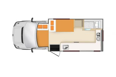 Apollo 4 Berth