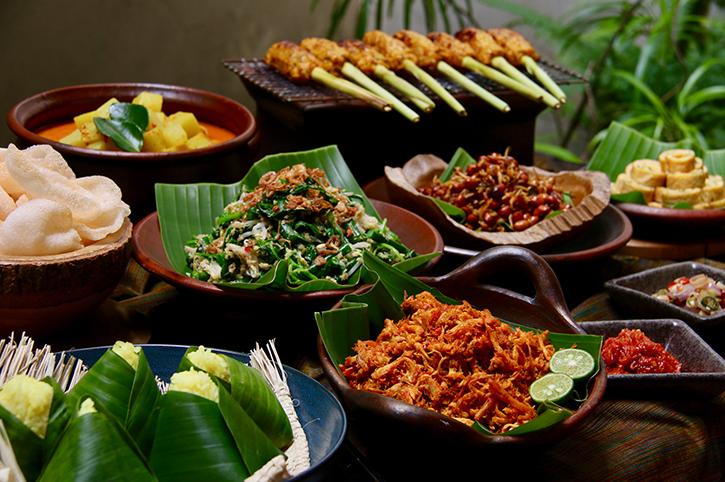 Balinese Buffet