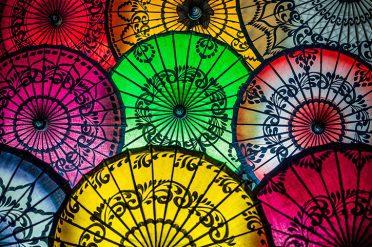 Parasols Burma