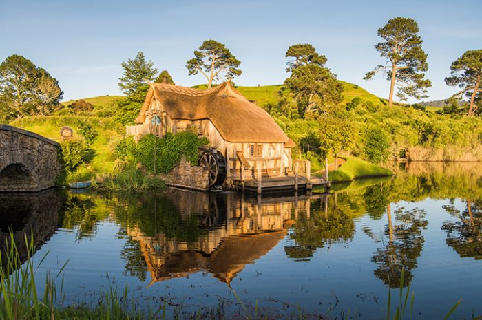 Hobbiton North Island