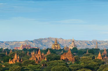Sunrise Mandalay