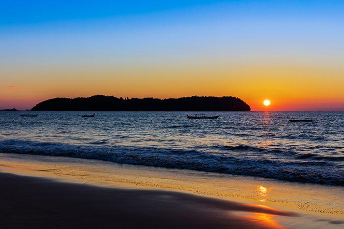 Ngapali Beach Myanmar