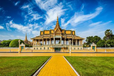 Royal Palace Phenom Penh