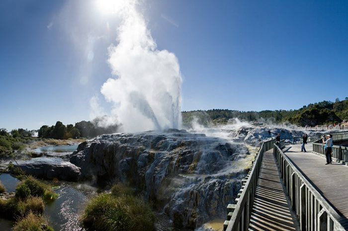 Geothermal Valley