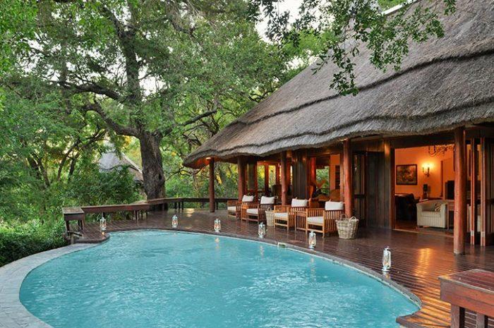 Swimming pool, Imbali Safari Lodge