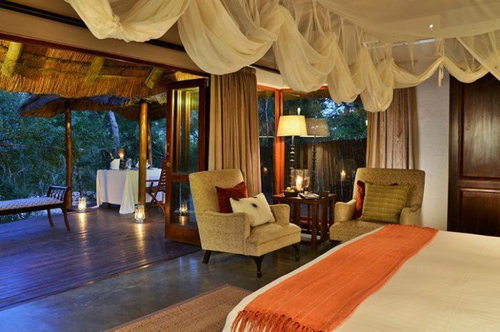 Room interior, Imbali Safari Lodge
