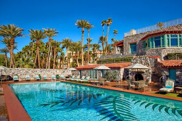 Inn At Death Valley Pool