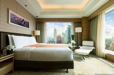 Intercontinental Saigon Deluxe Room
