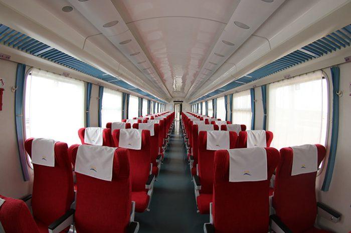Madaraka Express First Class