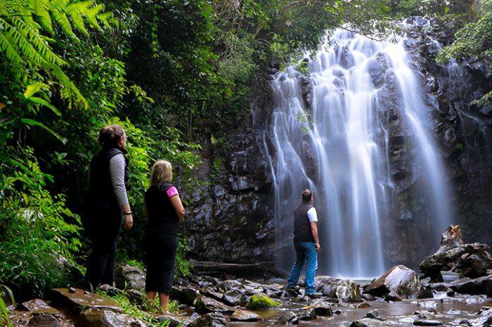 Waterfalls near Cairns