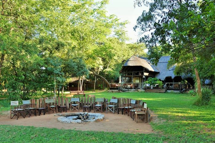 Ivory Lodge Fire Pit