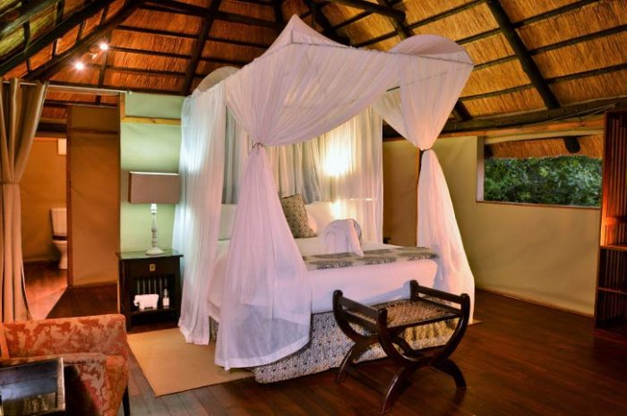Ivory Lodge Tree House Room