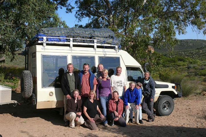 Guided Group Safaris