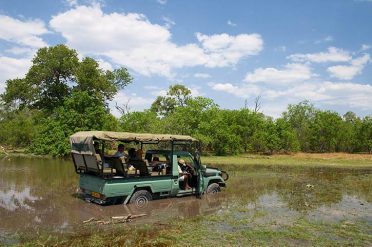 Kwai River Game Drive