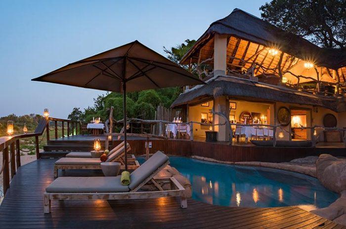 Jock Safari Lodge Main Deck