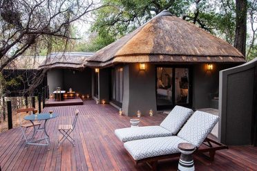 Jock Safari Lodge Suite