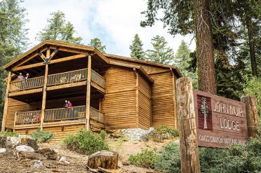John Muir Lodge Exterior