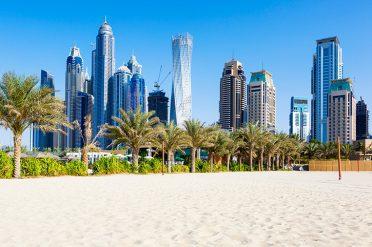 Jumeirah Beach, Dubai, UAE