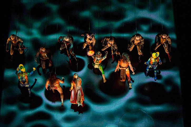 KÀ, Cirque du Soleil, Las Vegas