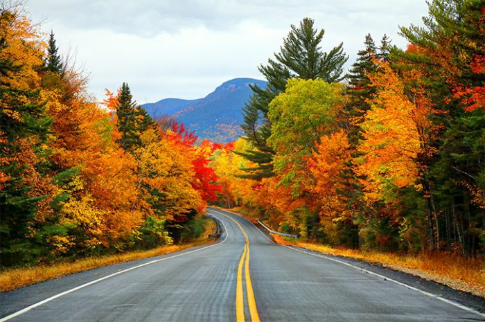 Kancamagus Scenic Byway, New Hampshire