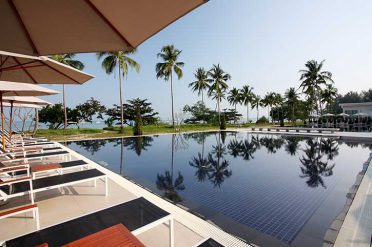 Kantary Beach Khao Lak Ocean Pool