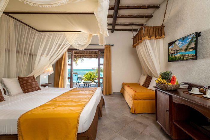 Karafuu Cottage Room