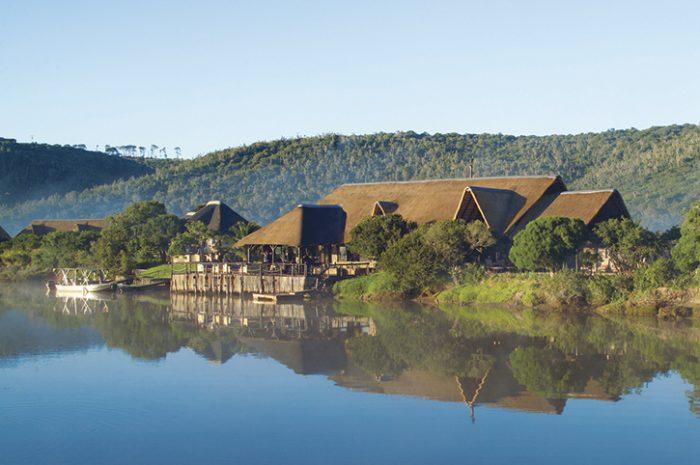 River Lodge, Kariega Game Reserve