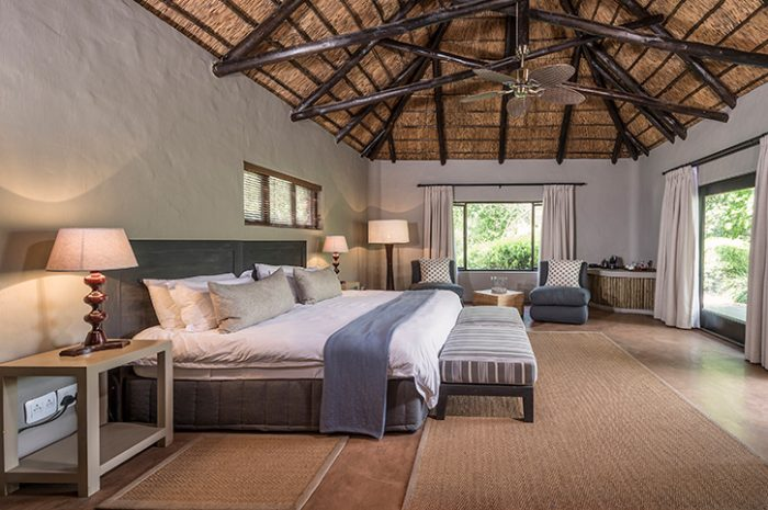 Bedroom, River Lodge