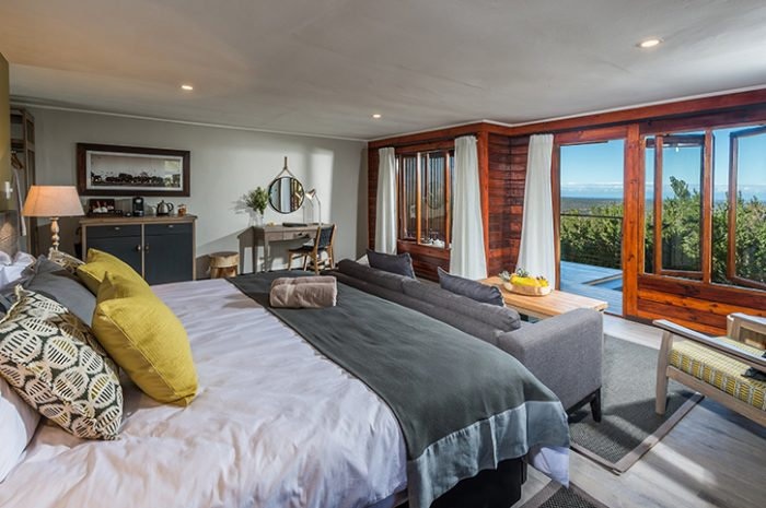 Kariega Ukhozi Lodge Luxury Suite