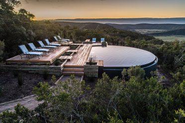 Kariega Ukhozi Lodge Main Pool