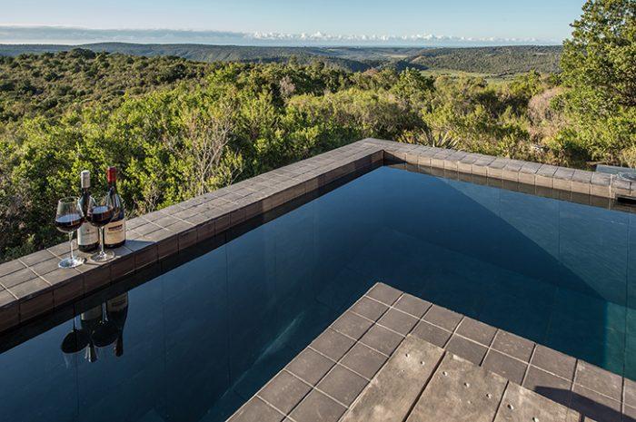 Kariega Ukhozi Lodge Private Pool
