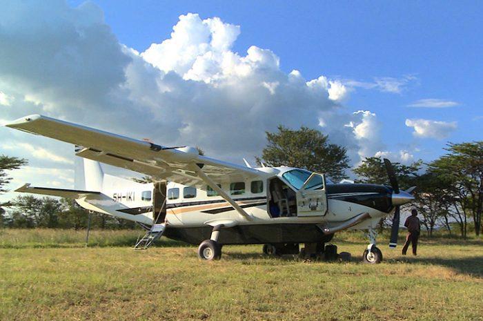 Kenya Sky Safari Cessna Caravan