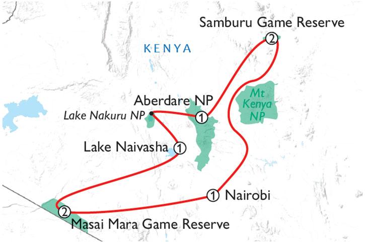 Kenyan Adventure