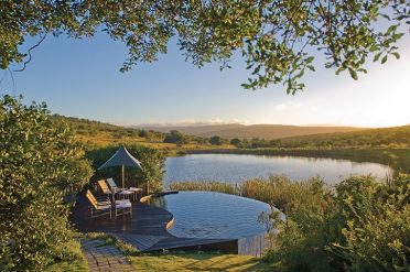 Kichaka Lodge Plunge Pool
